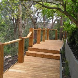 Deck - Warrandyte