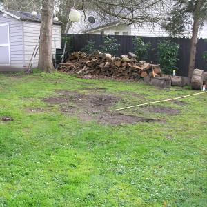 Fire pit landscaping – Warrandyte