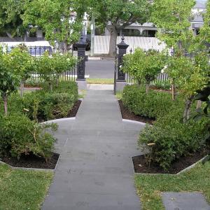 Formal garden - Malvern