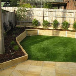 Garden landscaping - Eltham