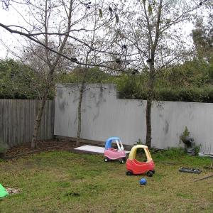Landscaping project - Glen Iris