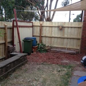 Small backyard landscaping - Greensborough